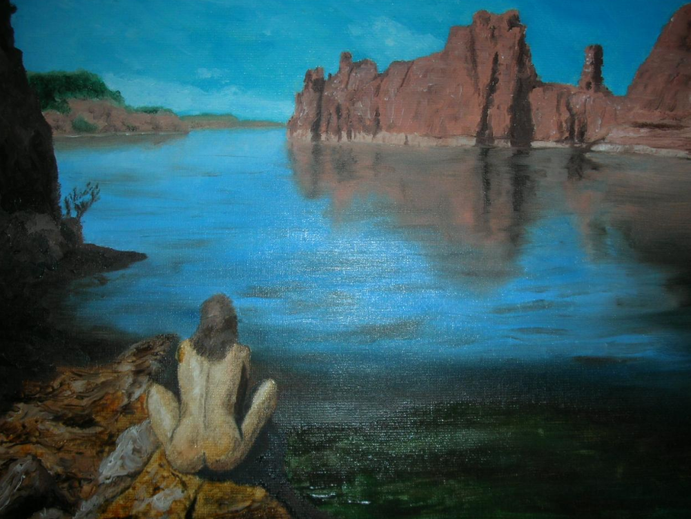 Lake Powell - Oil Painting